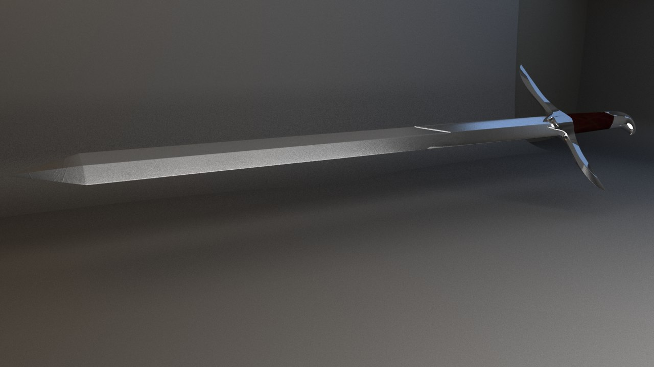 Altairs Sword