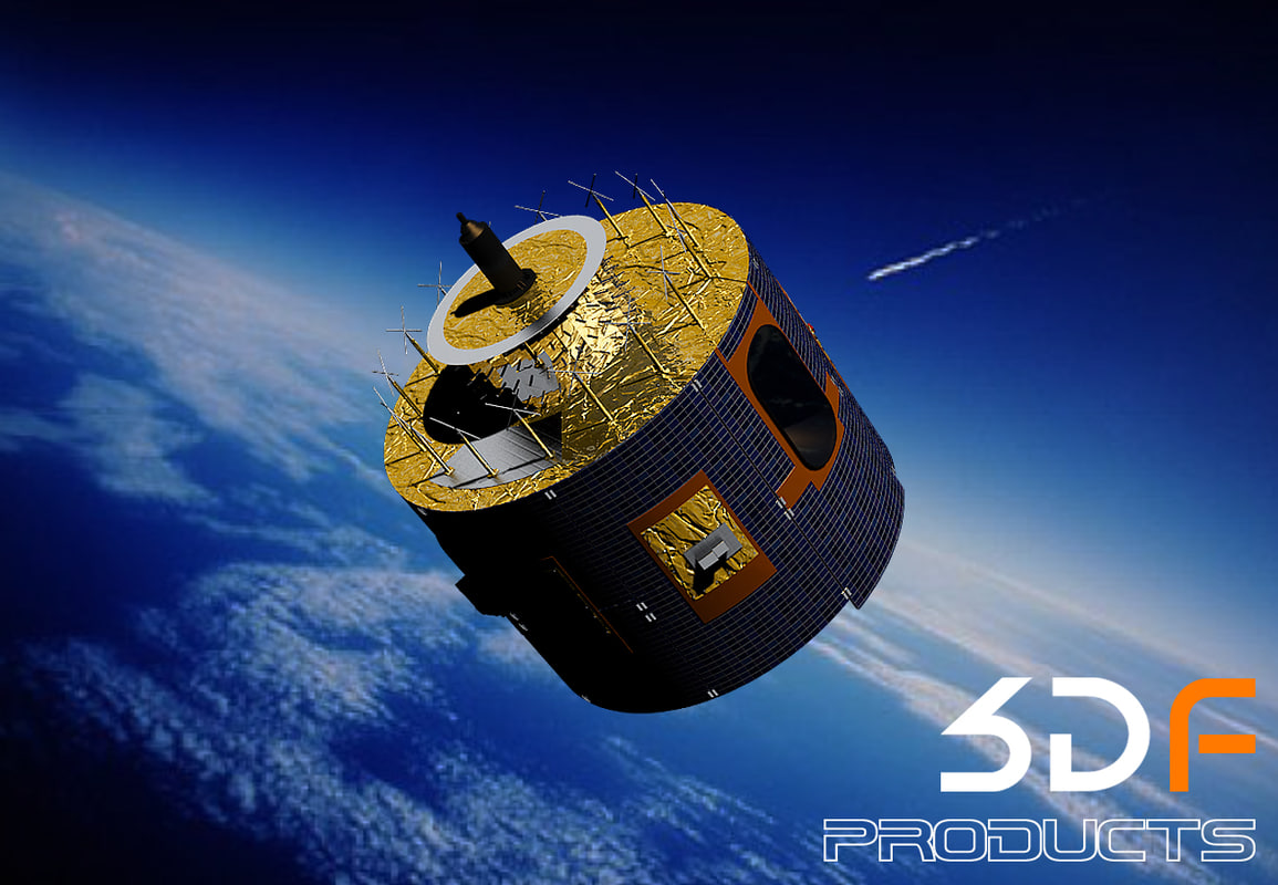 Satellite JASON ESA ORIGINAL DATA