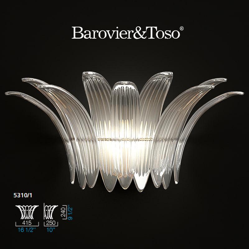 Barovier & toso Palmette bra