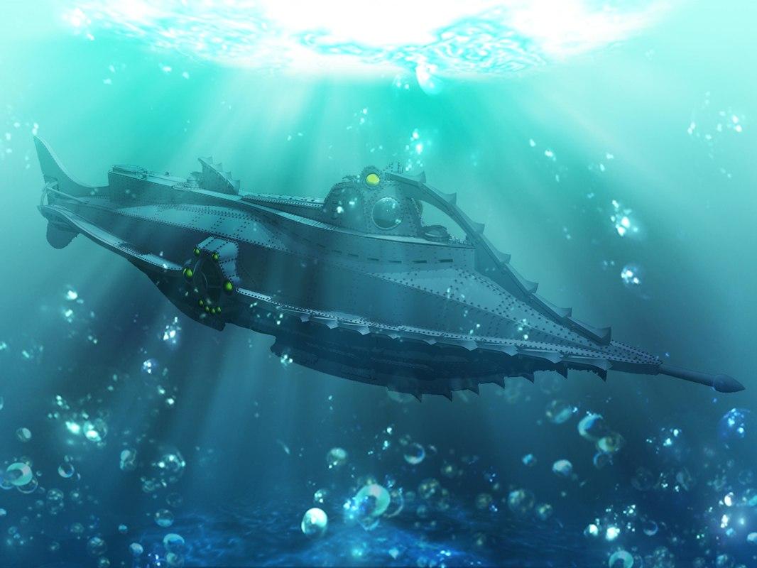 Classic Submarine Under Water.jpg