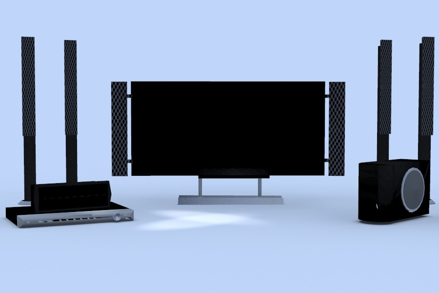 Home Theater complete System