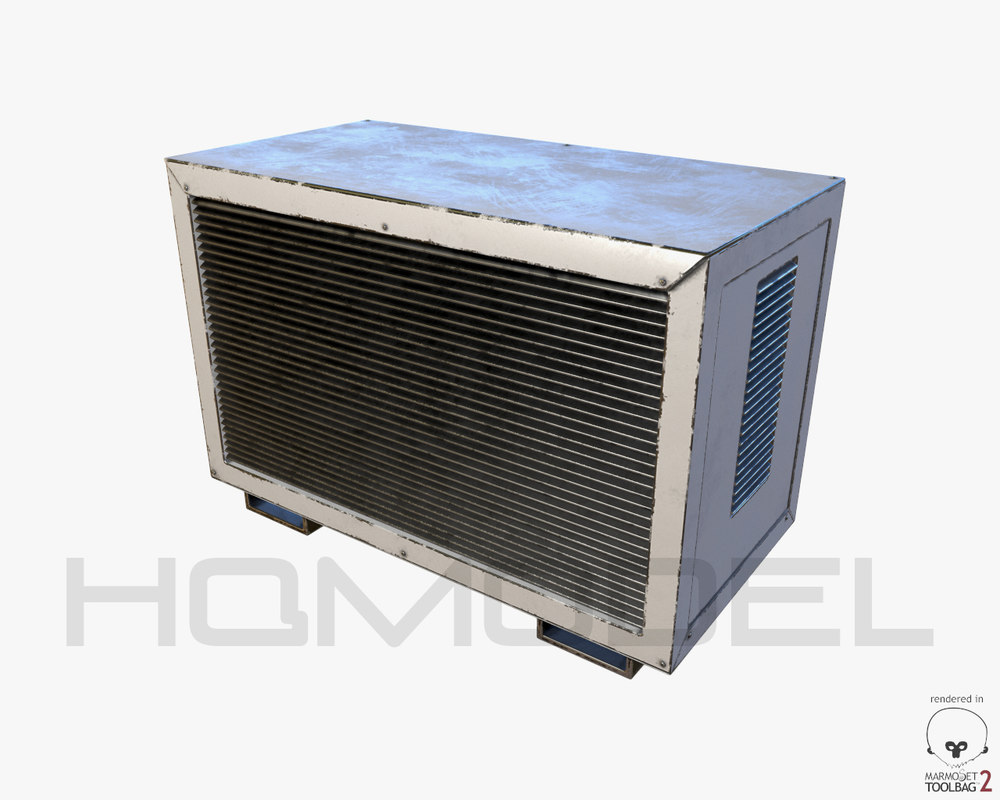 Air Conditioner 02 PBR