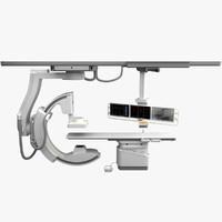 medical equipment 3D models