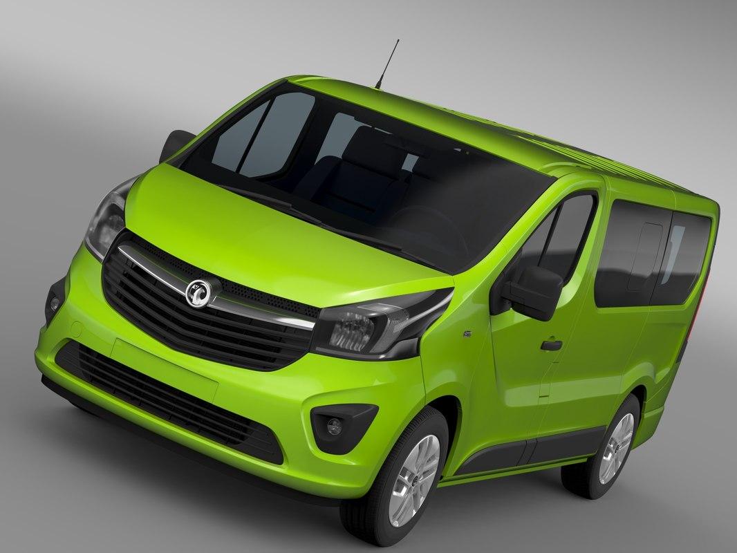 Vauxhall Vivaro EcoFlex 2015