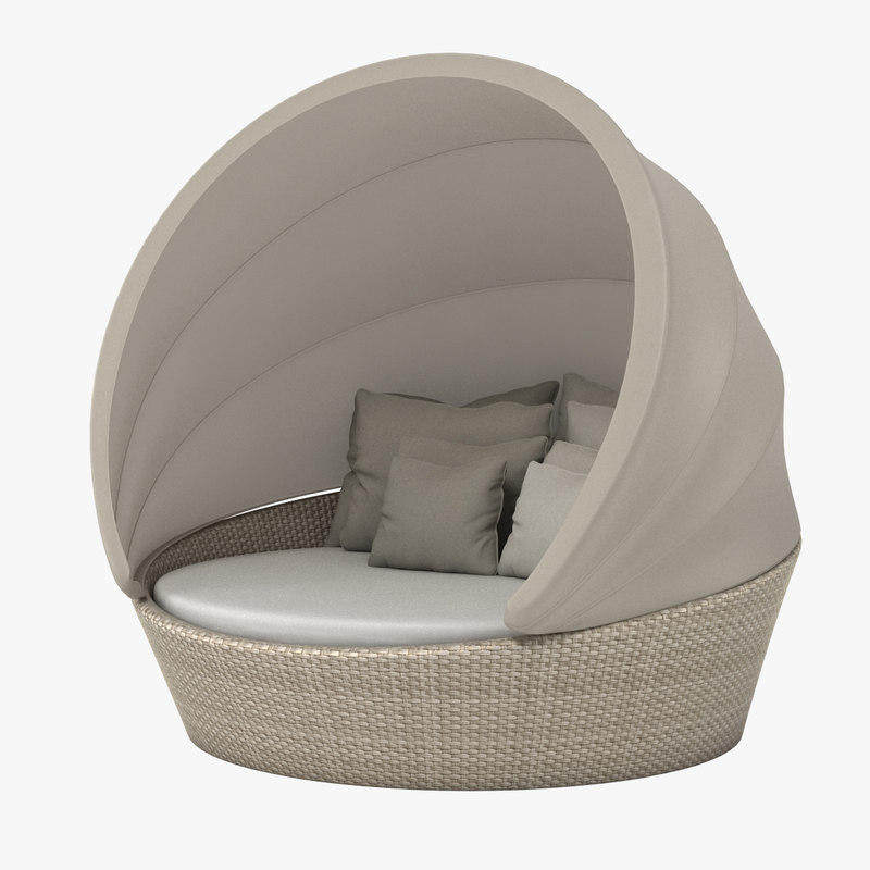 dedon orbit xxl max. Black Bedroom Furniture Sets. Home Design Ideas