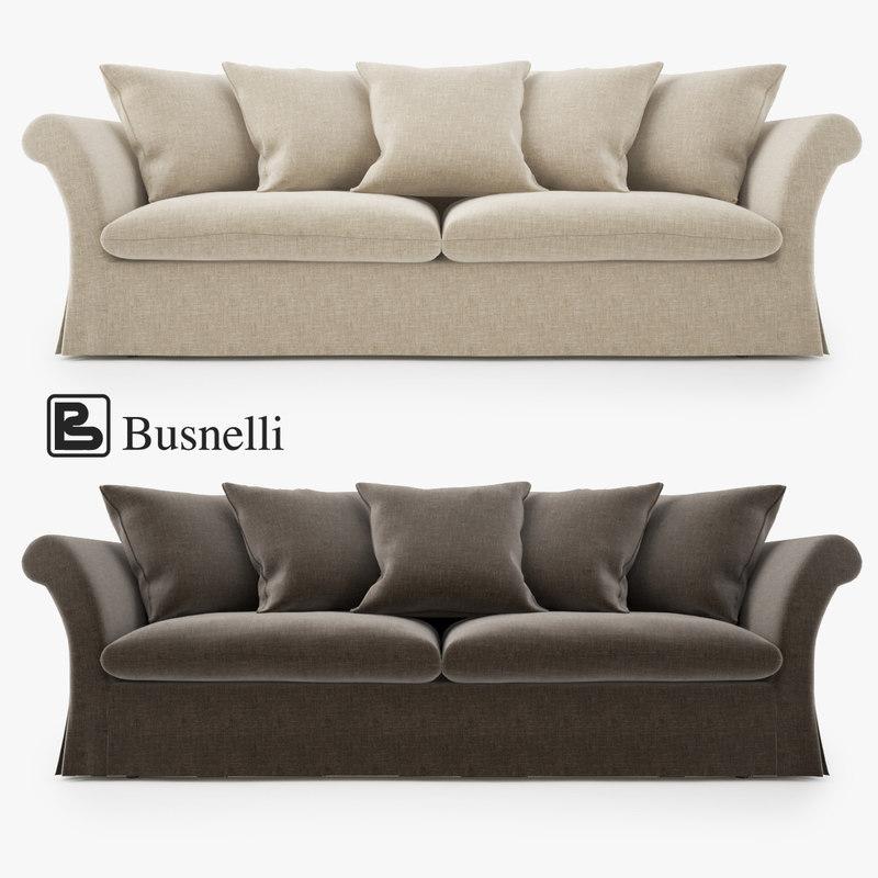Busnelli Kim sofa