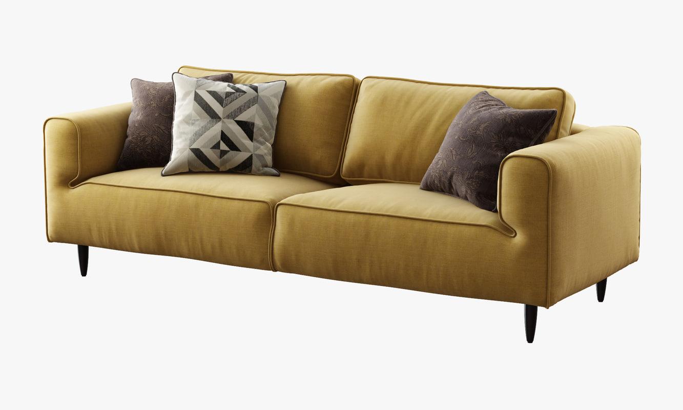 bo concept sofa. Black Bedroom Furniture Sets. Home Design Ideas