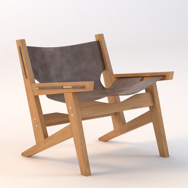 Peninsula Chair 3D Models