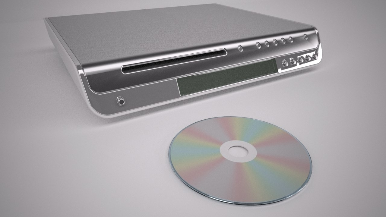 DVD / Blue Ray Player