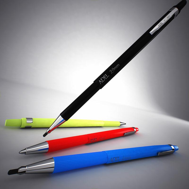 Clutch Mechanical Pencil Adel