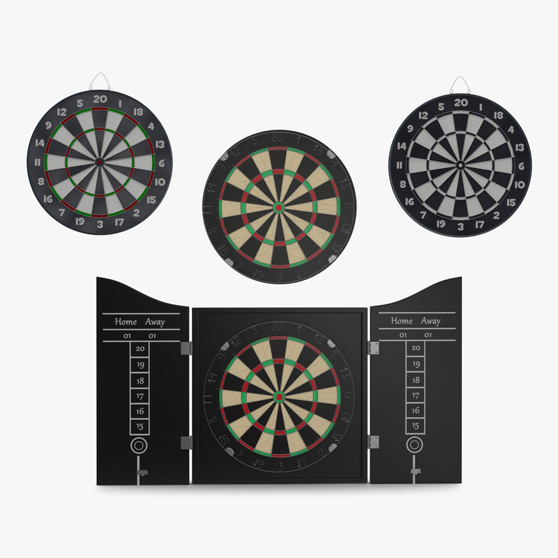 Dart Boards Collection