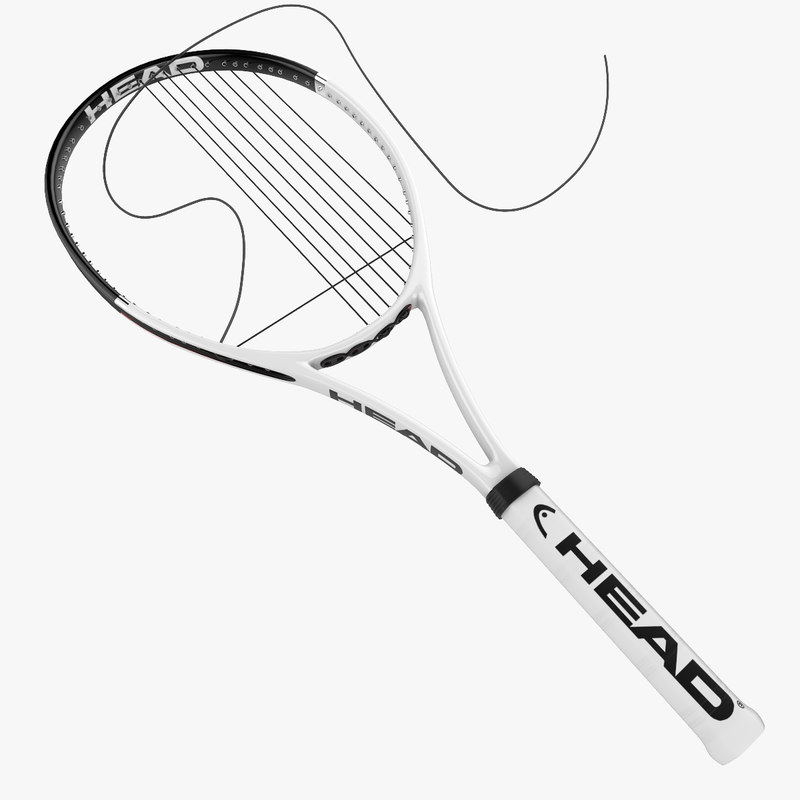 Tennis Racket Under construction