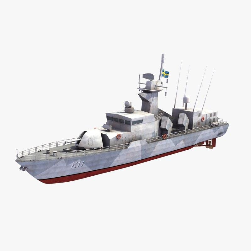 HSwMS Stockholm K11