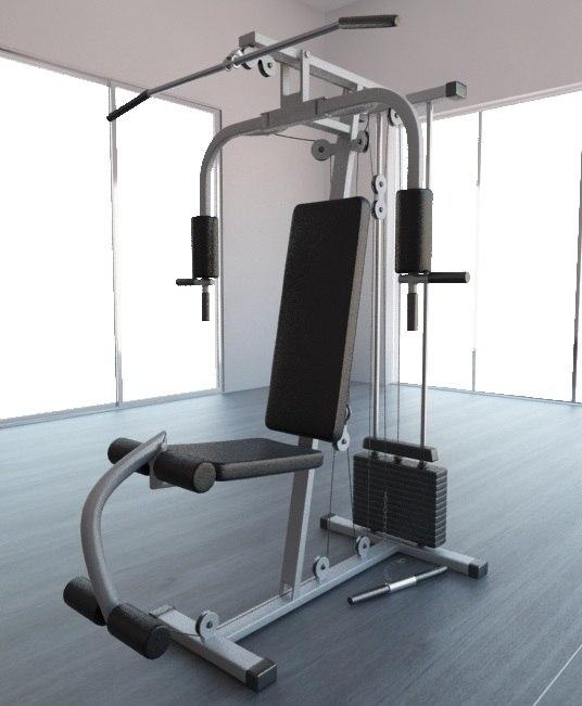 GYM Multi-Gym Equipment