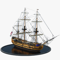 sailing ship 3D models