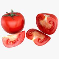 tomato 3D models