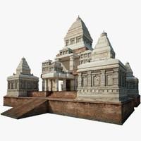 Religious Building 3D models