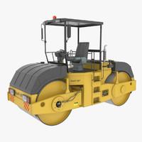 Road Roller 3D models