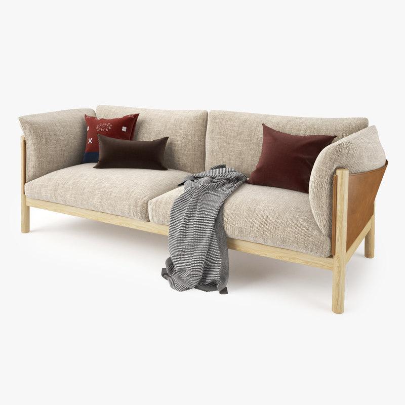DePadova Yak Two Seater Sofa1.jpg