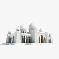 dome of the rock 3D models
