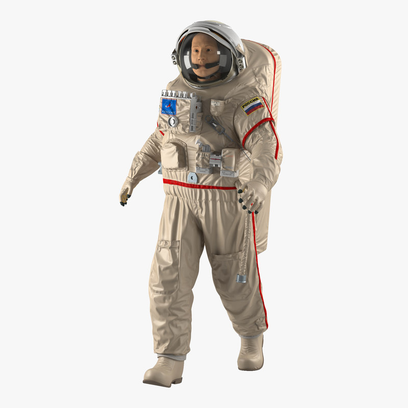 astronaut outfits in 3d - photo #35
