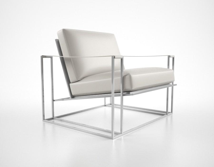 milo baughman floating lounge chair max