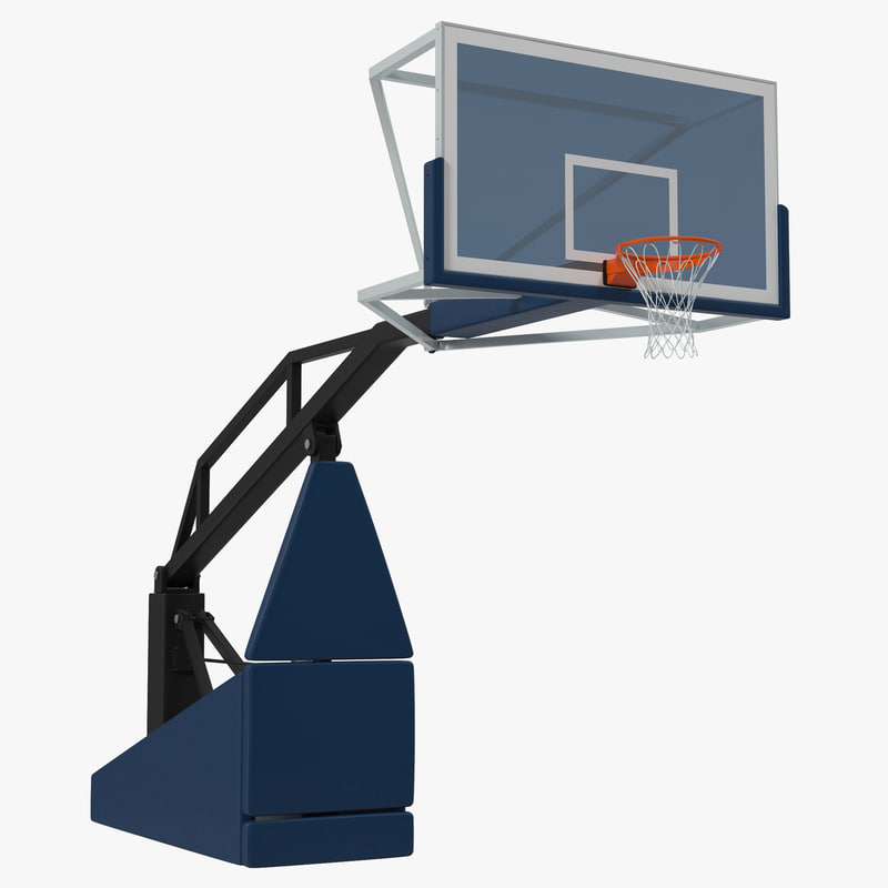 Basketball Hoop 3d model 00.jpg