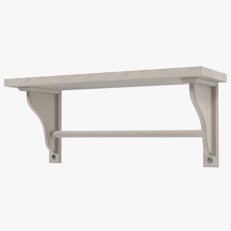Kitchen Shelf 3d model 00.jpg