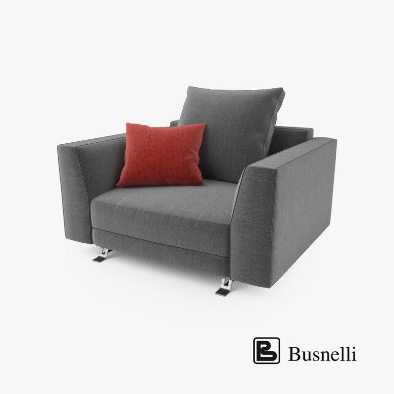 Busnelli Burton Armchair 1.jpg