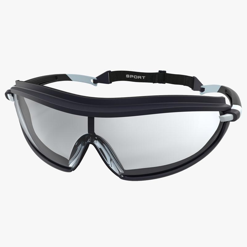 Safety Glasses Pyramex 3d model 00.jpg