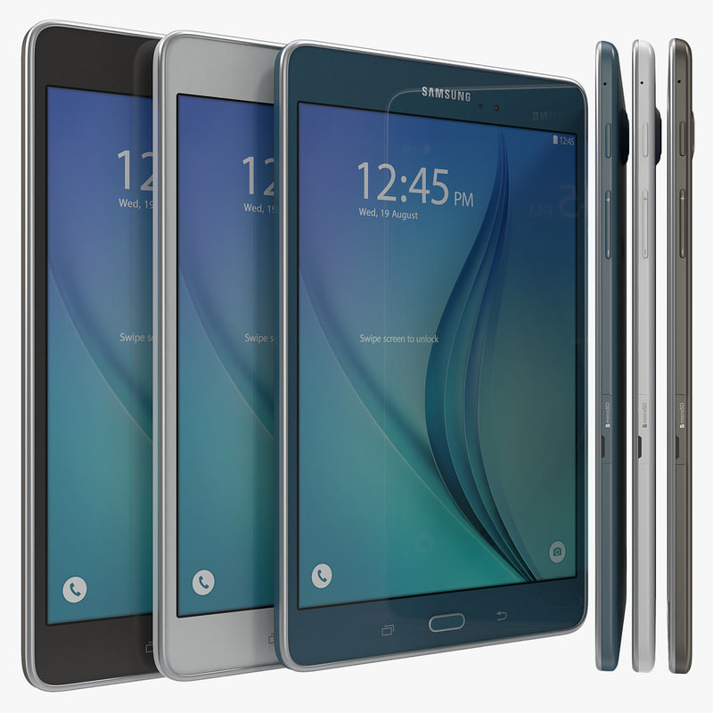 how to set up galaxy tab a
