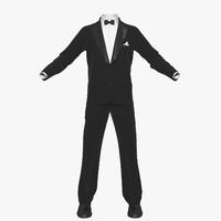 Tuxedo 3D models