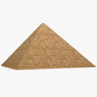 Great Pyramid 3D models