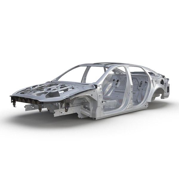 Car Frame 5 3D Models