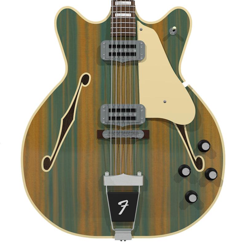Guitar-Fender-Wildwood-Coronado-Stripes-Green-_0001_Layer 15TH.jpg