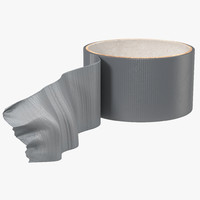 Duct Tape 3D models