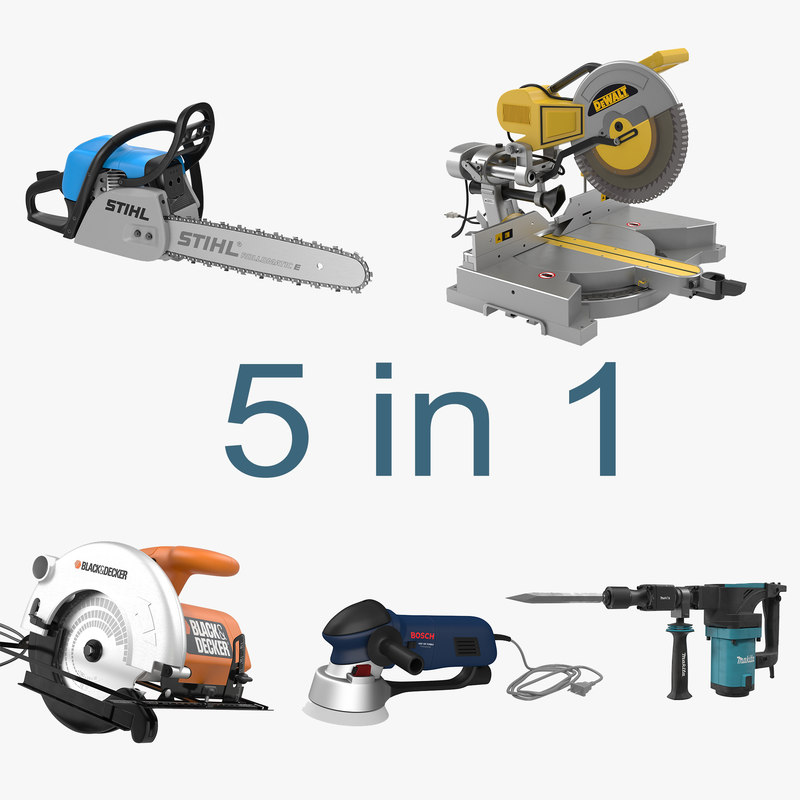 Power Tools Collection 3d models 00.jpg
