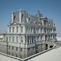 manor 3D models