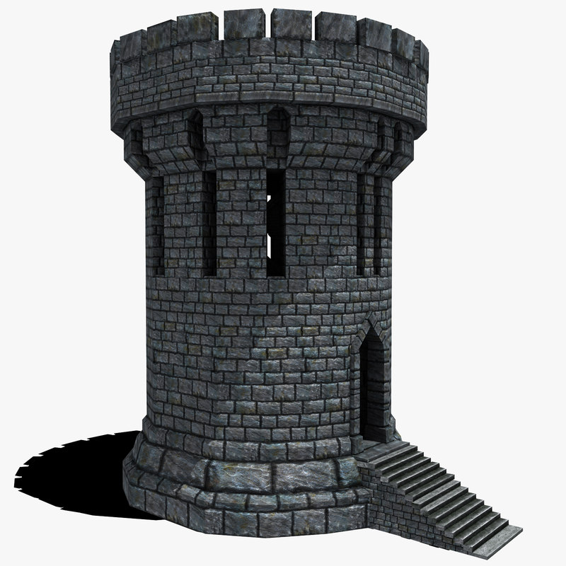 awesome new legendary (unlike all other buildings) : castle (name