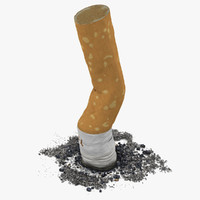 cigarettes 3D models
