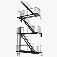 stair 3d models