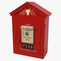 Fire Box 3D models