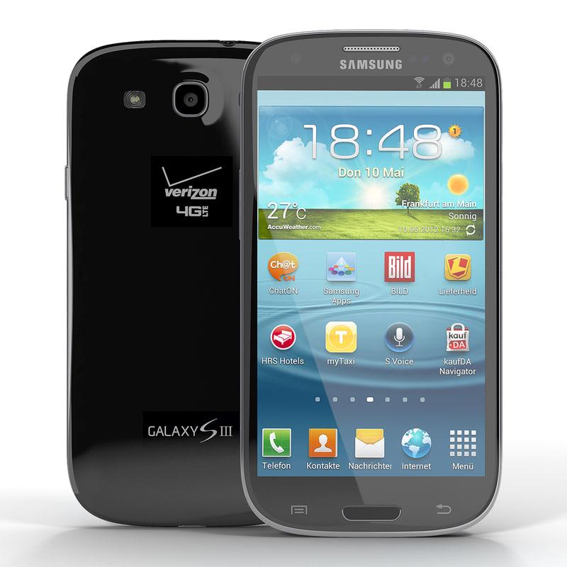 Samsung Galaxy S III Black 3d model 01.jpg