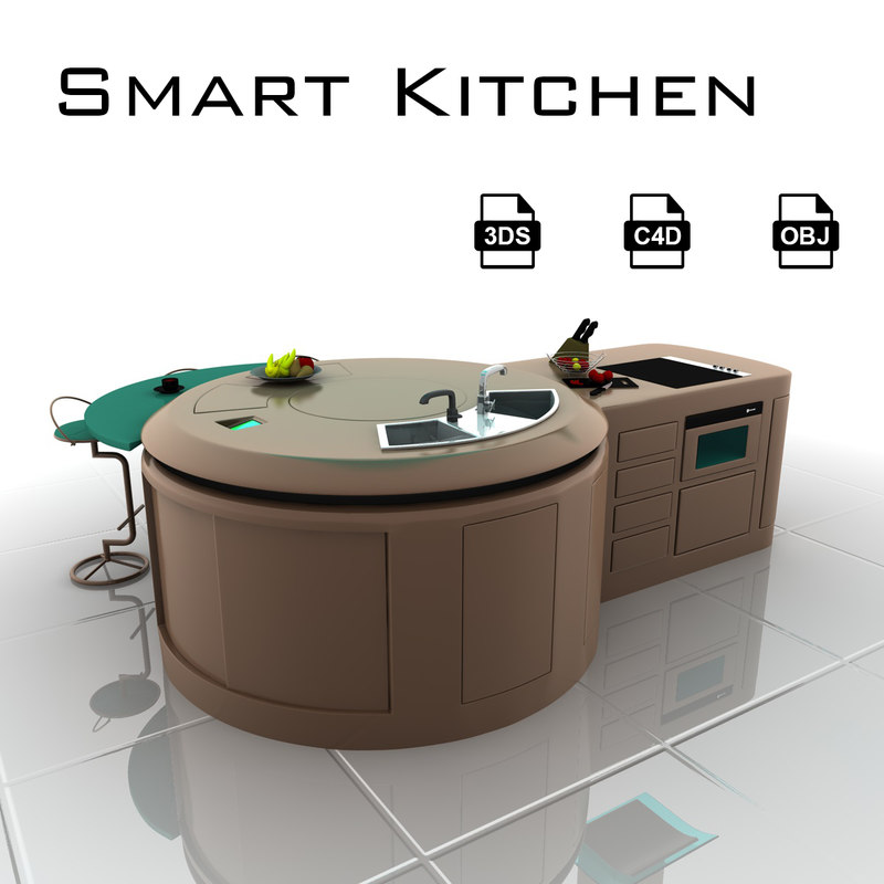 Smart kitchen max for Smart küchen