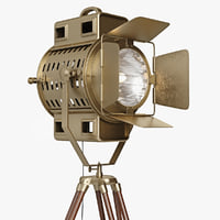 stage light 3D models