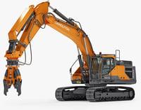 demolition machine 3D models