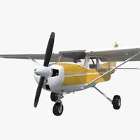 Cessna 150 3D models