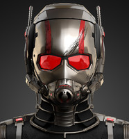 Antman 3D models