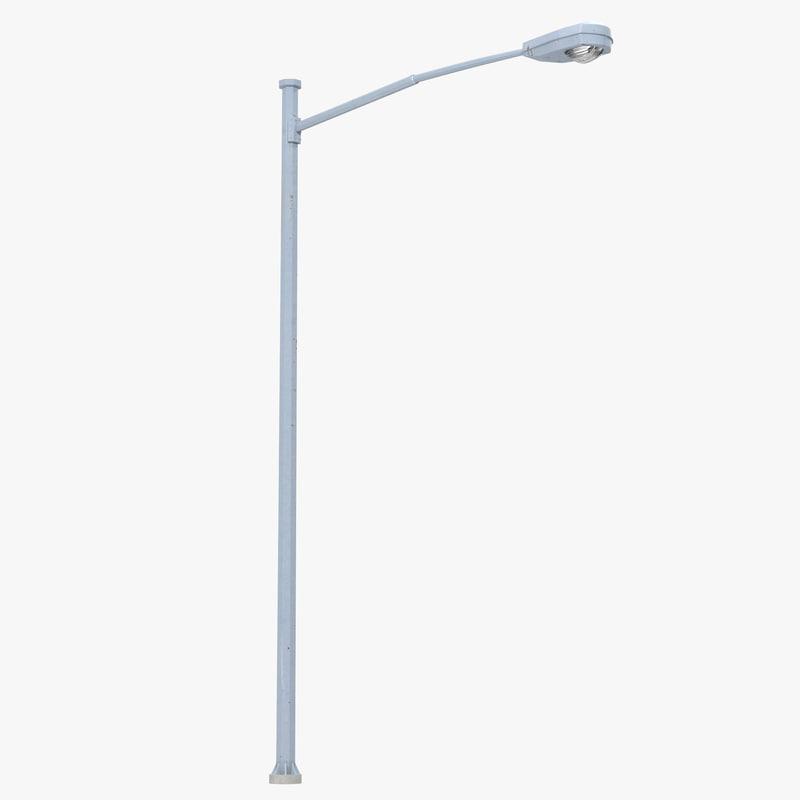 3d model of Street Lamp 00.jpg
