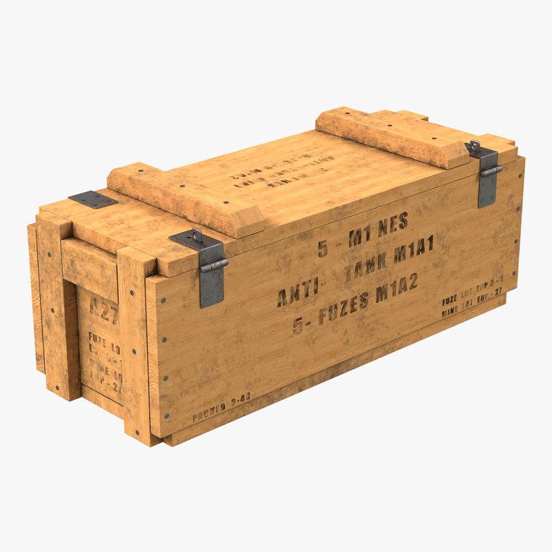 Ammo Crate 3ds model 00.jpg
